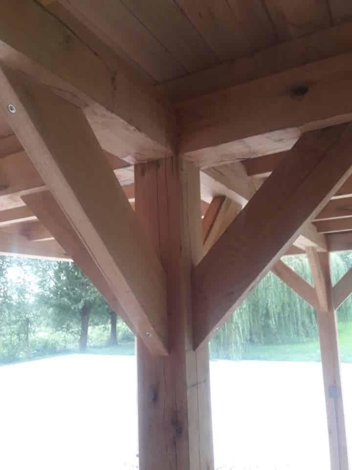 carpoort eiken hout